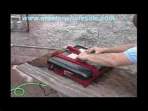 kobalt kb7004 tile saw how to real user review how to save money and do it yourself