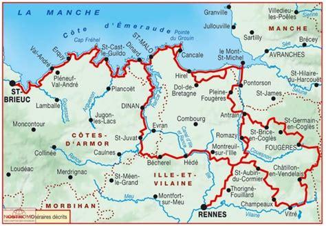 c 212 te d emeraude les chemins du mont st michel guide de randonn 233 es ffrp nostromoweb