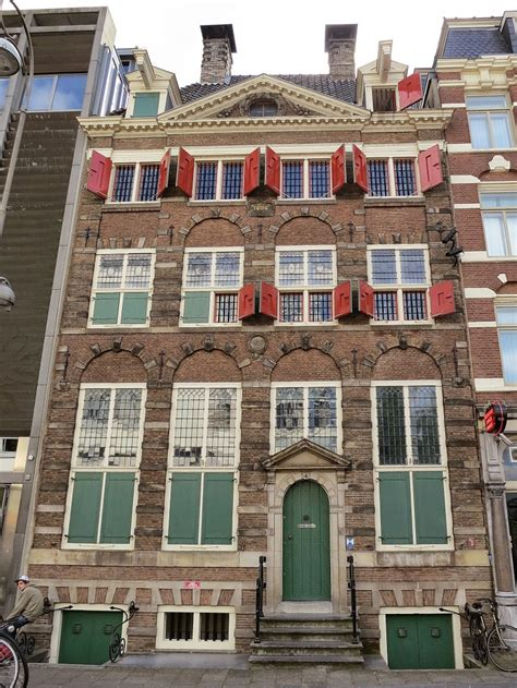 Museum Amsterdam Rembrandt by Het Rembrandthuis Mikestravelguide