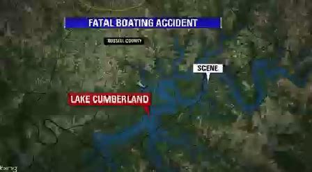 Boating Accident Kentucky Lake by A Man Is Dead After A Boating Accident Abc 36 News