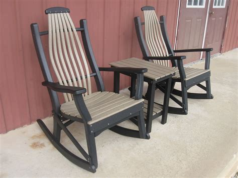 houseofaura amish composite deck furniture lawn furniture garden and patio furniture