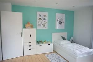 Ikea Online Kinderzimmer : dinosaurier zimmer unser kinderzimmer im detail ~ Markanthonyermac.com Haus und Dekorationen