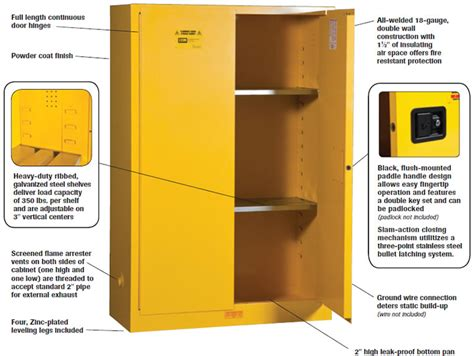 safety flammable cabinets flammable cabinets safety storage cabinets