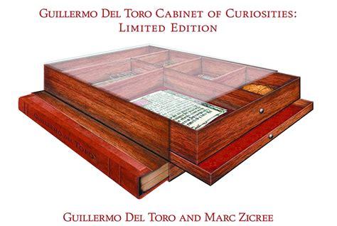 previewsworld guillermo toro cabinet of curiosities