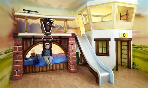 Baron's Bunk-luxury Handmade Boys Bedroom And Furniture