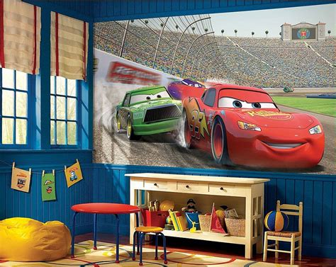 Cars 3 Home Decor : 25 Disney-inspired Rooms That Celebrate Color And Creativity