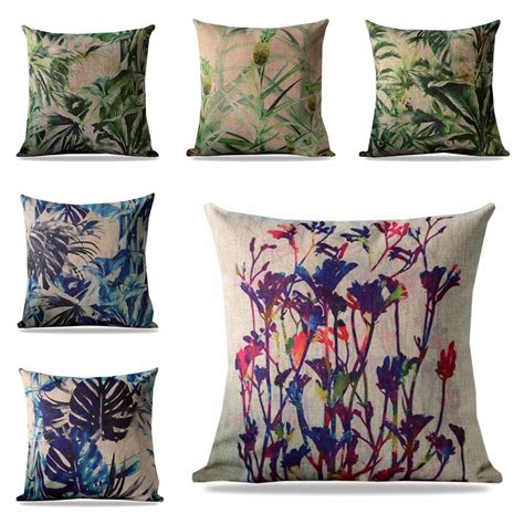 get cheap tropical decorative pillows aliexpress