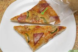 Pizza In Mikrowelle : tagealte pizza in der mikrowelle wieder frisch machen wikihow ~ Markanthonyermac.com Haus und Dekorationen
