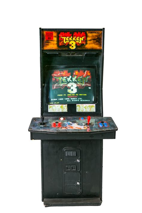 tekken 3 arcade cabinet manicinthecity