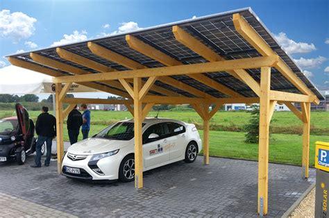 Carport Mit Solardach  Haus Planen