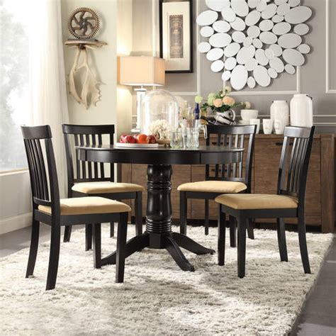Kitchen Table Chairs At Walmart by Black Mission Kitchen Table Superb Japanese Modern Shop