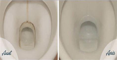 faites briller votre cuvette de toilette avec ces deux ingr 233 dients nettoyants naturels