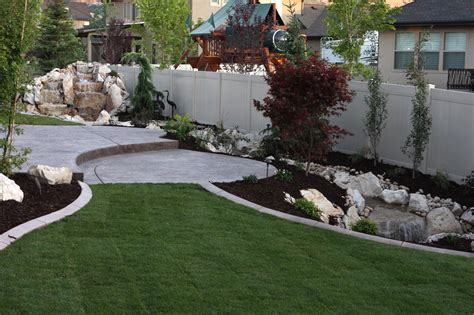Backyard Landscaping Utah  Outdoor Furniture Design And Ideas. Contemporary Bed Frames. Artificial Plants. Rustic Wood Wall Decor. Ajt Supplies. Beach Theme Shower Curtain. Rustic Wood Wall Clock. Landscaping Atlanta. Bathroom Vanity With Makeup Counter
