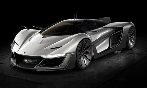 Bell & Ross Design Aerogt Concept Car To Springboard New