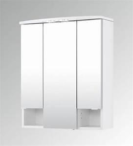 Spiegelschrank Bad 160 Cm Breit : bad spiegelschrank neapel 3 t rig 60 cm breit wei bad spiegelschr nke ~ Markanthonyermac.com Haus und Dekorationen
