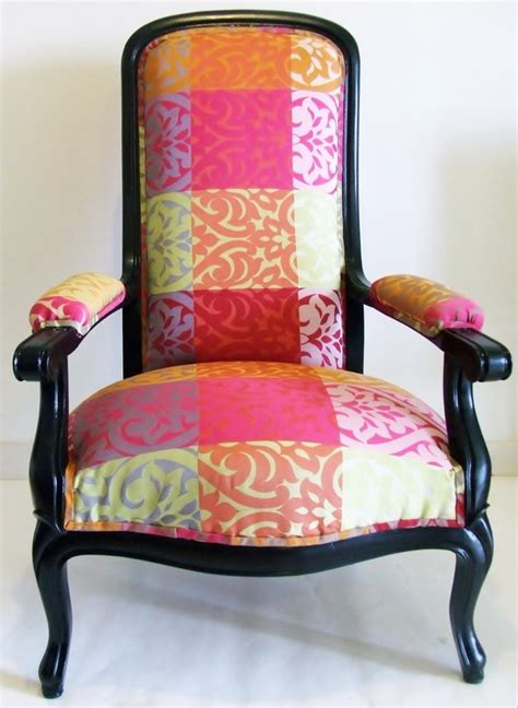 choisir un tissu pour tapisser un fauteuil