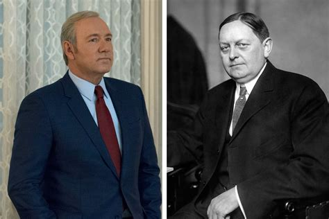 House Of Cards—why The Real Underwood Never Became