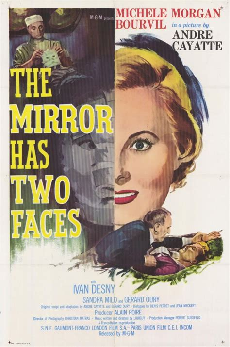 mirror has two faces posters from poster shop