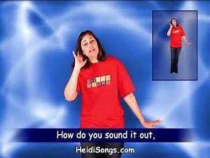 How Do You Sound It Out? - A Song to Teach Children to ...