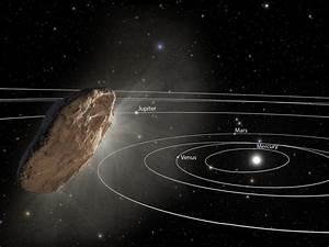 Le visiteur interstellaire Oumuamua est finalement… une ...