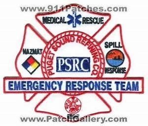 Washington - Puget Sound Refining Company Emergency ...