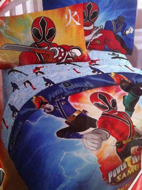 Power Ranger Samurai Comforter   Superhero Collection
