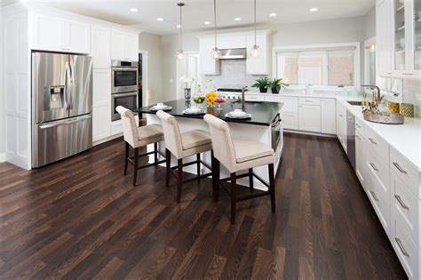 New Laminate Flooring Collection Hoosier Kitchen Cabinets Low Budget Corner Wall Cabinet How To Order Turntable White Formica Refrigerator Country