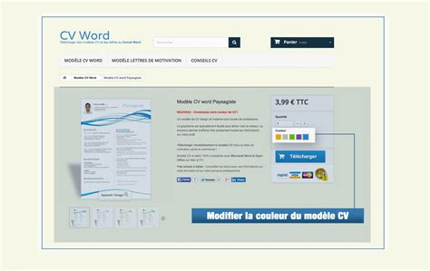 100 mod 232 les de cv 224 t 233 l 233 charger au format word cv word