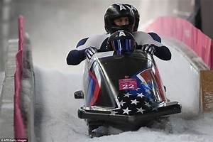 Ivanka cheers on the US men's bobsled team at 2018 Games ...