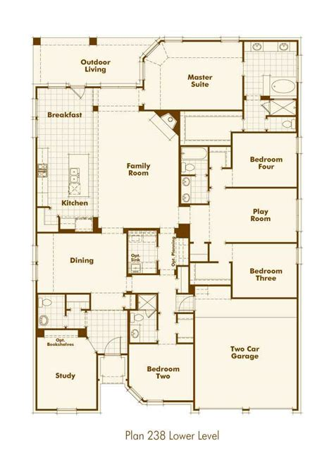 highland homes floor plans