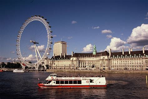 Boat Tour London Thames by Thames River Cruise See London By Boat