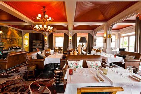 le chalet des iles restaurant green hotels