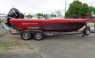 Warrior Boats Inc Melrose Mn by Warrior Boats Classifieds The Fisherman S Boat