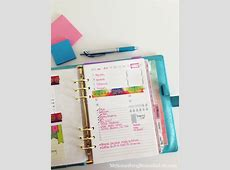 Recollections A5 Planner Setup & What Went Wrong My
