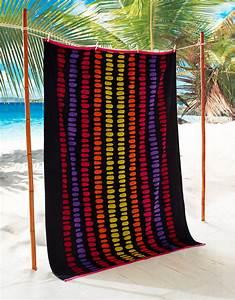 Günstige Spannbettlaken 140x200 : xxl partner velours strandtuch strandlaken jacquard 140x200 cm ebay ~ Markanthonyermac.com Haus und Dekorationen