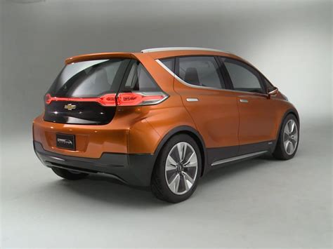 2018 Chevy Bolt Ev Review, Range, Release Date 2018
