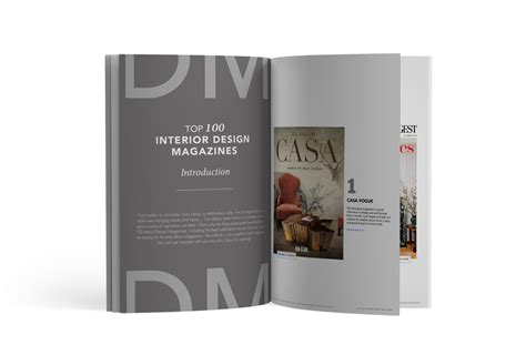 5 Amazing Interior Design Magazines To Your Weekend Reading