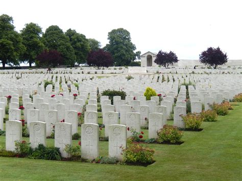 Serre Road Cemetery by Serre Road Cemetery No 2 In France Rutland Remembers