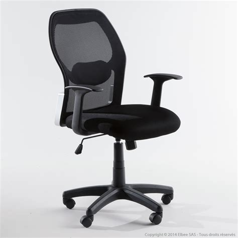 chaise bureau accoudoir le monde de l 233 a