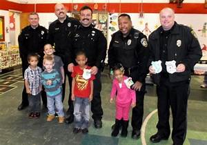 Alton Day Care and Learning Center recognizes officers ...