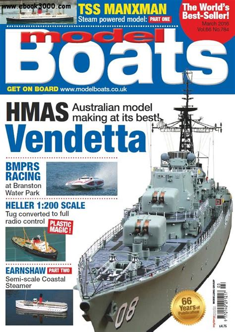 Model Boats Magazine Download by Model Boats March 2016 Free Ebooks Download