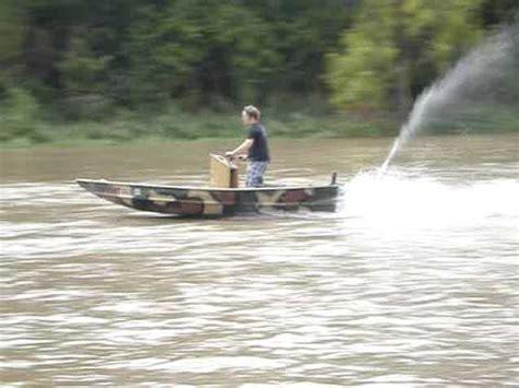 Jet Ski Boat Youtube by Jet Ski Jon Boat Youtube