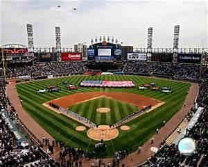 Us Cellular Field Seating Chart - Row & Seat Numbers