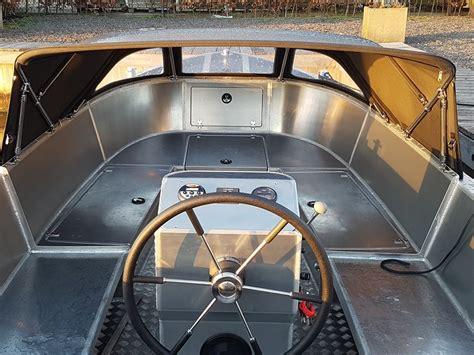 Aluminium Boot Cabin by Tender 700 Power Voor Sublieme Prestaties