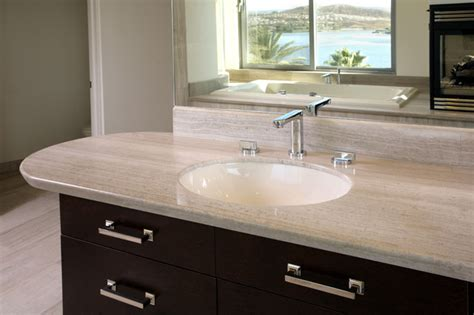 Kitchen Sink Materials Pros And Cons Uk by Bathroom Counter Top Materials Pros And Cons