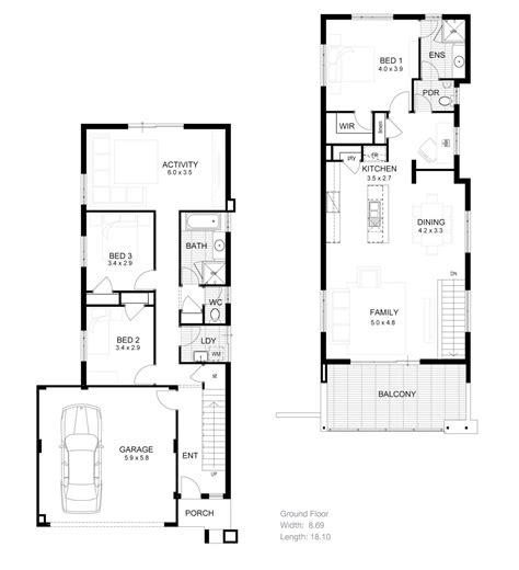 storey townhouse designs studio design gallery best 2 storey townhouse designs studio design gallery