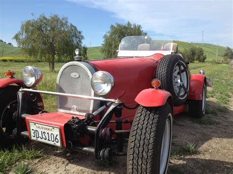 Boat Tail Car For Sale by 1971 Bugatti Boat Tail Replica Kit Car For Sale