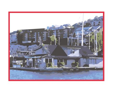 Romantic Houseboat Rental Seattle Washington by What 12 Iconic Tv And Movie Homes Actually Cost