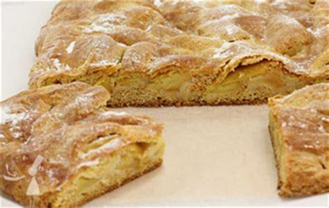 recette pomm 233 breton gateau breton aux pommes recettes bretonnes