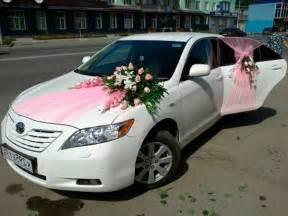 la d 233 coration de voiture de mariage c est faisable archzine fr wedding cars wedding car